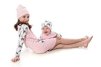 Detské oblečenie - Maia šaty jarné, letné (116-122) - 9387683_