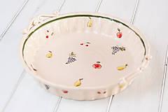 - Forma na koláč- Ovocie - 9389972_
