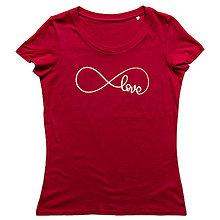 Tričká - Infinity Love | Nekonečná láska - 9390197_