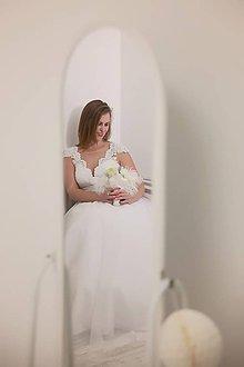 Šaty - svadobné šaty D - 9385690_