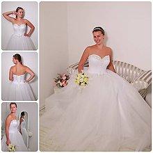 Šaty - svadobné šaty - 9385696_