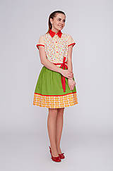 - Lentilkové šaty, najveselšie na svete :) - 9394772_