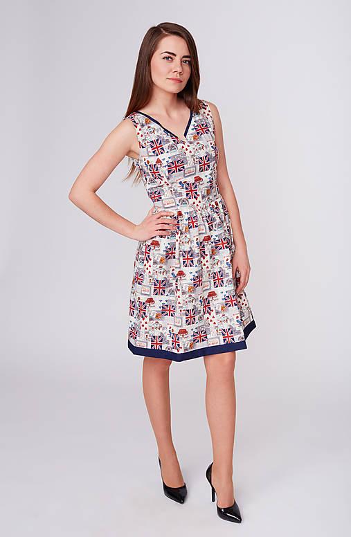 Šaty - Šaty cestovateľské - 9390571_