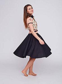 "Šaty - ""Be my Valentine"" šaty zaláskované - 9394728_"