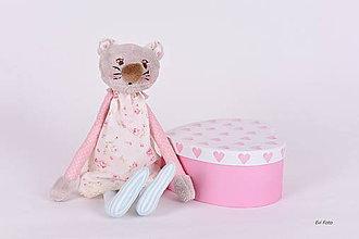 Hračky - Mačička Mimi - 9391857_