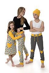 Detské oblečenie - Cool šaty plus - 9392497_