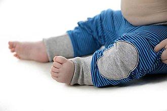 Detské oblečenie - Alex nohavice (grey) - 9392356_