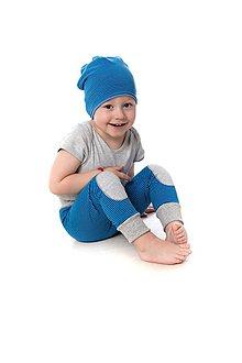 Detské čiapky - Alex čiapka (blue) - 9392489_