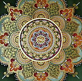 Obrazy - Mandala...Tam kde býva láska II. - 9391221_