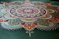Obrazy - Mandala...Tam kde býva láska II. - 9391224_