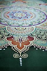 Obrazy - Mandala...Tam kde býva láska II. - 9391226_