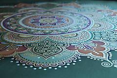 Obrazy - Mandala...Tam kde býva láska II. - 9391227_