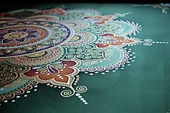 Obrazy - Mandala...Tam kde býva láska II. - 9391228_