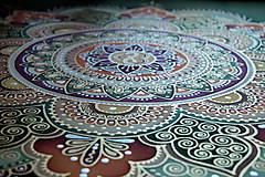 Obrazy - Mandala...Tam kde býva láska II. - 9391230_