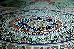Obrazy - Mandala...Tam kde býva láska II. - 9391232_