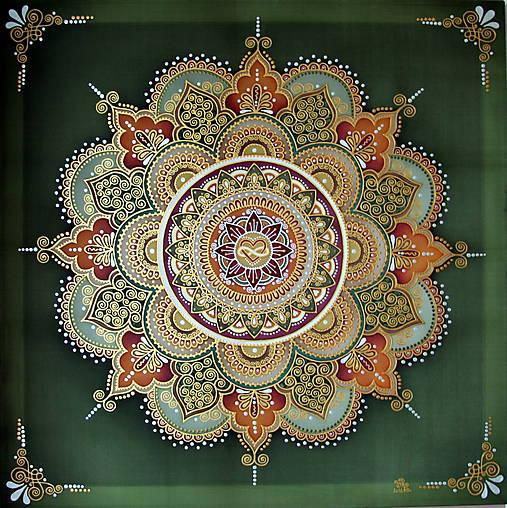 Mandala...Tam kde býva láska II.