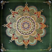 Obrazy - Mandala...Tam kde býva láska II. - 9391222_