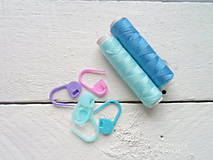 označovač riadkov pri háčkovaní a pletení