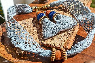 Sady šperkov - nežná belasá víla - 9394637_