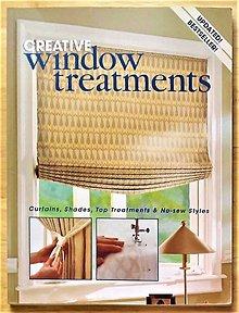 Návody a literatúra - Creative Window Treatments - 9396695_