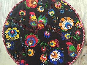 Úžitkový textil - FOLK prestierky - 9396379_