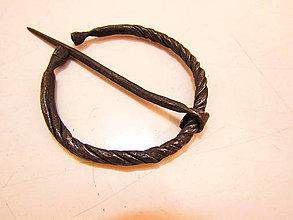 Iné šperky - kovaná spona - 9395637_