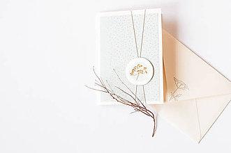 Papiernictvo - Pastelový pozdrav pre Teba II. - 9395824_