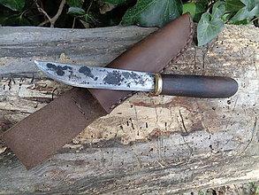 Nože - Nôž ranostredoveký, honosnejší - 9397473_