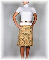 Sukne - Sukně z krásné rifloviny vz.412 - 9398318_