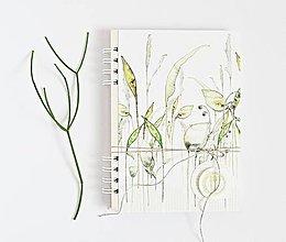 Papiernictvo - Receptár - trávy - 9397795_