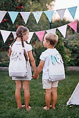 Detské tašky - detský batoh - 9398115_