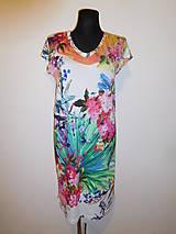 Šaty - Barevné letničky - 9399845_