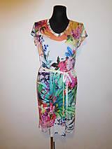Šaty - Barevné letničky - 9399849_