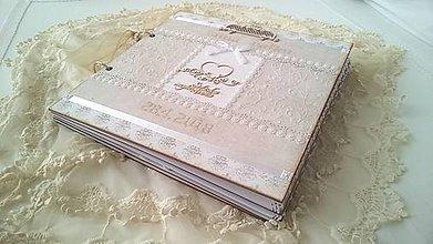 Papiernictvo - Svadobný album pre Janku - 9398003_