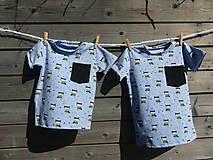 Detské oblečenie - Tričko - superhrdinovia v akcii - 9397319_