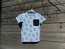 Detské oblečenie - Tričko - superhrdinovia v akcii - 9397320_