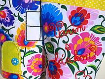 Úžitkový textil - Chňapky: Varím s láskou - 9399284_