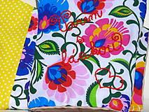 Úžitkový textil - Chňapky: Varím s láskou - 9399289_
