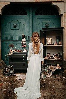 Šaty - Svadobné šaty - 9404166_