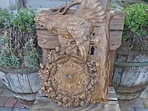 drevorezba - hodiny