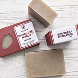 Drogéria - Bambucké mydlo VANILKA - 9402881_