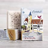 Drogéria - Lipové mydlo: Bratislavská trilógia - STARÁ RADNICA - 9403487_
