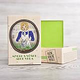 Drogéria - Prvorepublikové mydlo s príbehom: Aloe Vera 100g - 9403502_