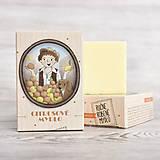 Drogéria - Prvorepublikové mydlo s príbehom: Citrusové mydlo 100g - 9403530_