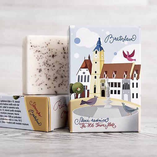 Lipové mydlo: Bratislavská trilógia - STARÁ RADNICA