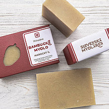 Drogéria - Bambucké mydlo s marockým ílom - 9401167_