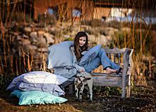 Úžitkový textil - Ľanové posteľné obliečky Beauty in Simplicity (spring collection) - 9403993_