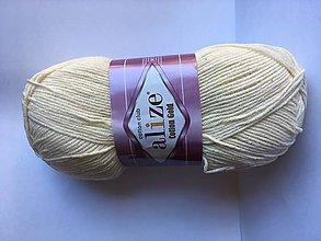 Galantéria - Cotton Gold č 01 (smotanová) - 9405148_