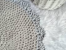 Simplicity koberček linen gray
