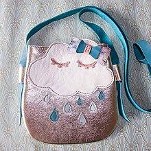 Detské tašky - Zlatý obláčik - 9407901_